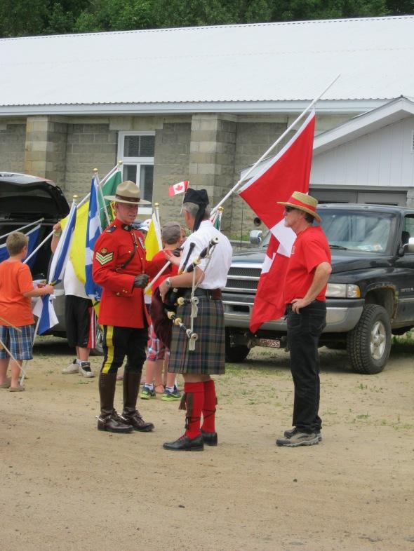 Canada Day in Sheen